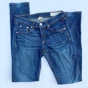 ❗️Rag and Bone Mid Rise Skinny Jeans